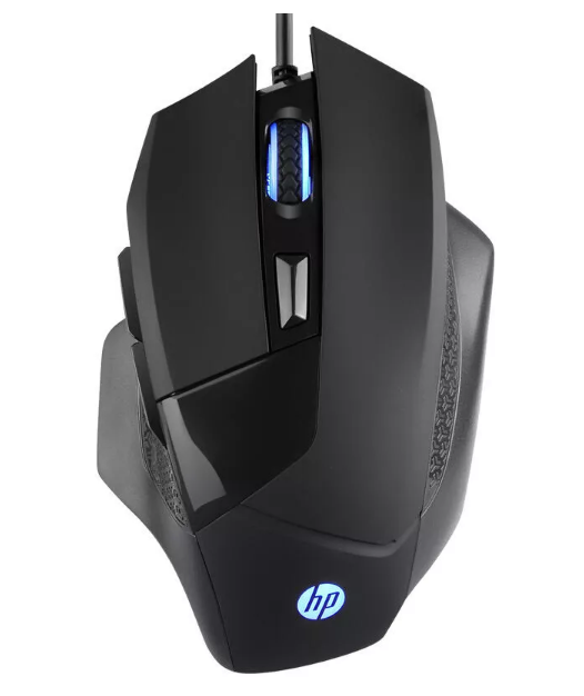 HP wired optical gaming mouse G200